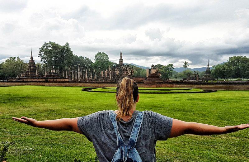 Qué ver en Sukhothai en un día [GUÍA + MAPA + ITINERARIO + VÍDEO]