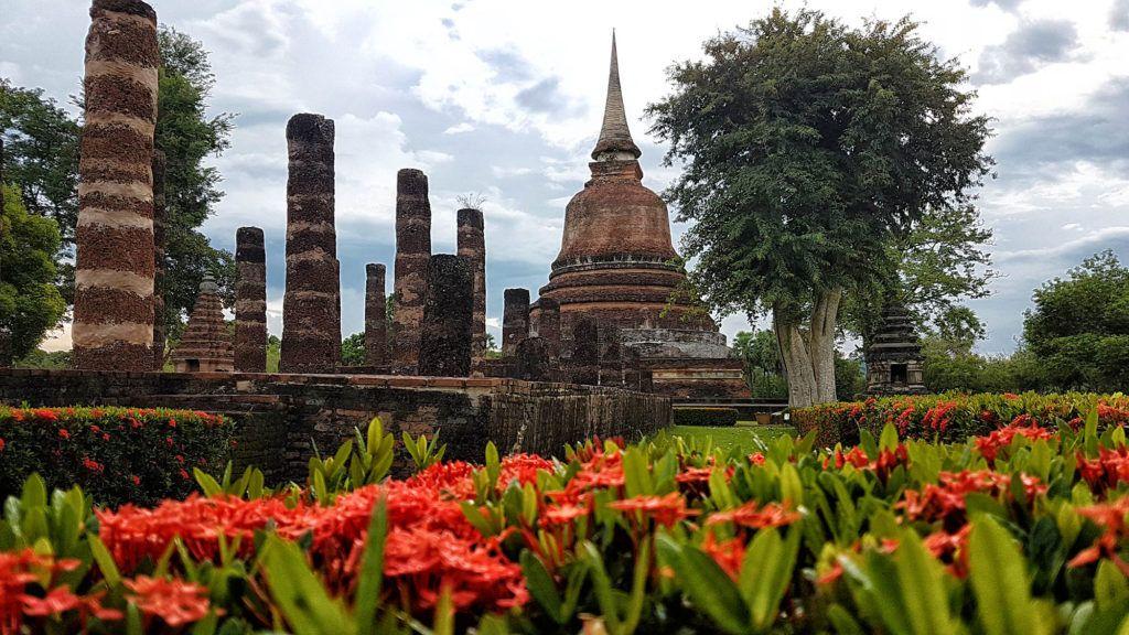 Qué ver en Sukhothai: Wat Mahathat