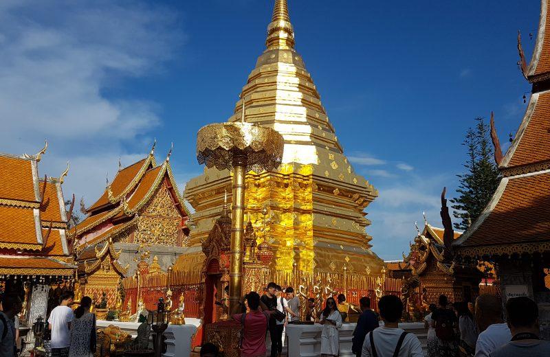 Qué ver en Chiang Mai en dos días [GUÍA + MAPA + ITINERARIO + VÍDEO]
