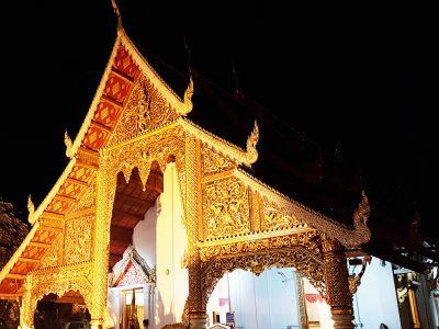 Cómo ir de Chiang Rai a Chiang Mai