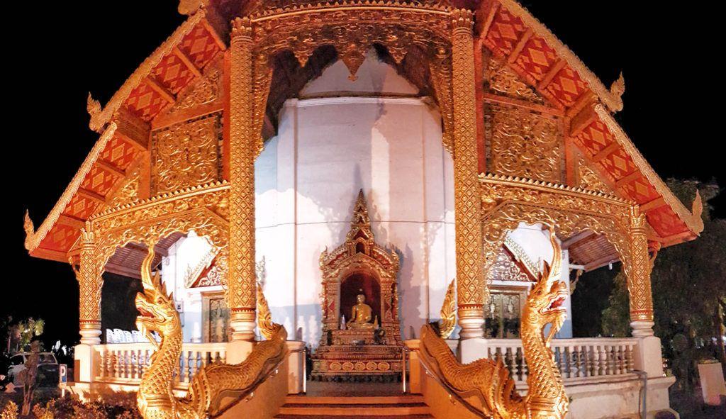 Qué ver en Chiang Mai: Wat Phra Singh