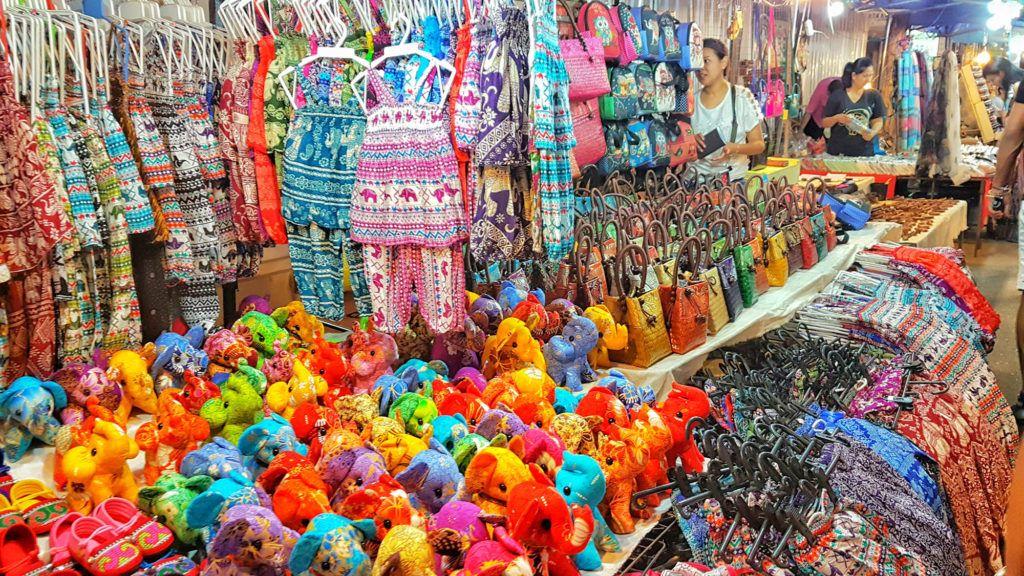 Qué hacer en Chiang Mai: mercados nocturnos
