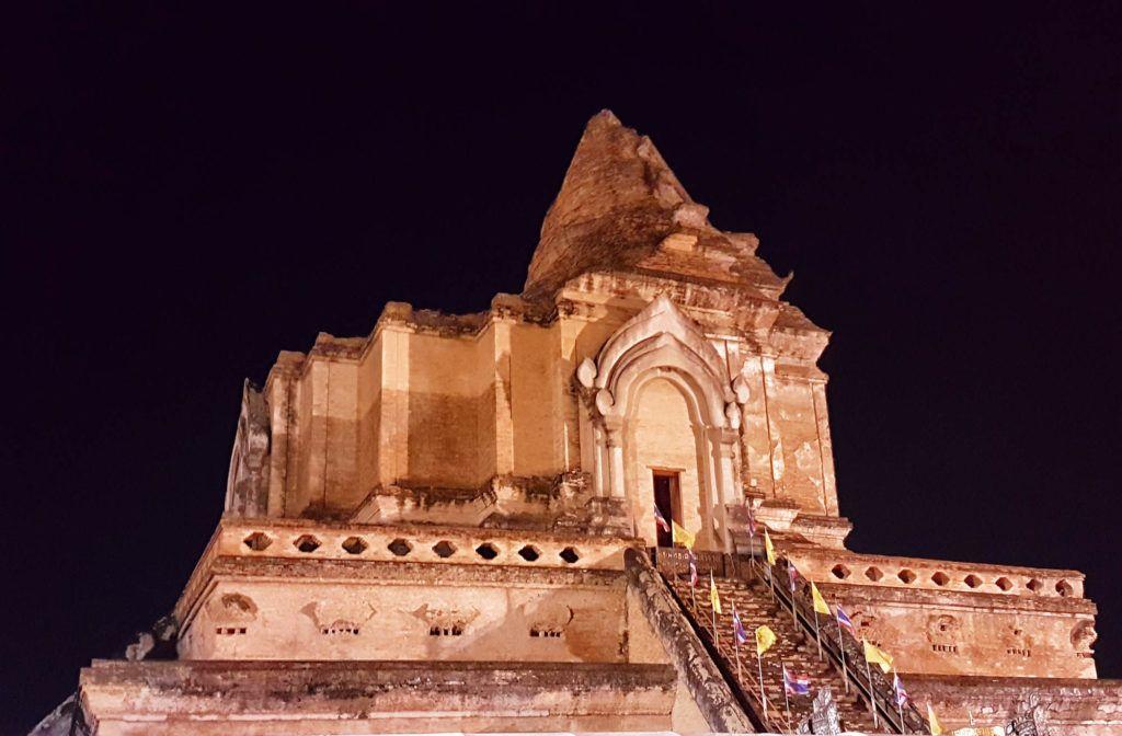 Qué ver en Chiang Mai: Wat Chedi Luang
