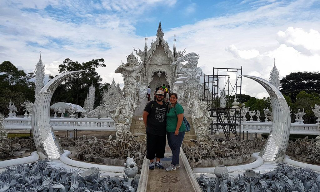 Qué ver en Chiang Rai: Templo Blanco