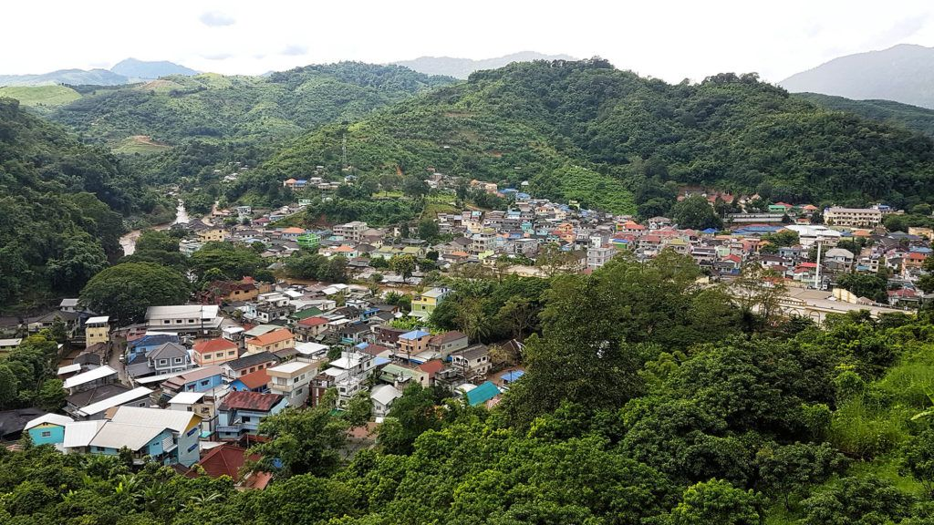Qué ver en Chiang Rai: Mae Sai
