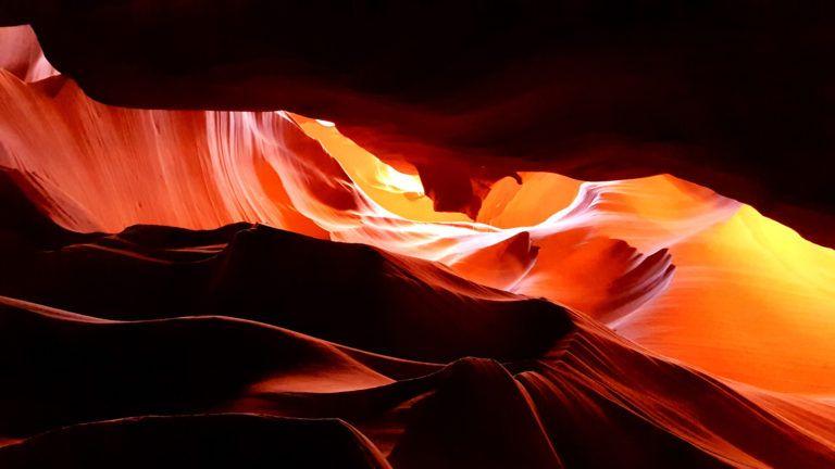 Etapa 10 de la Ruta 66: Antelope Canyon