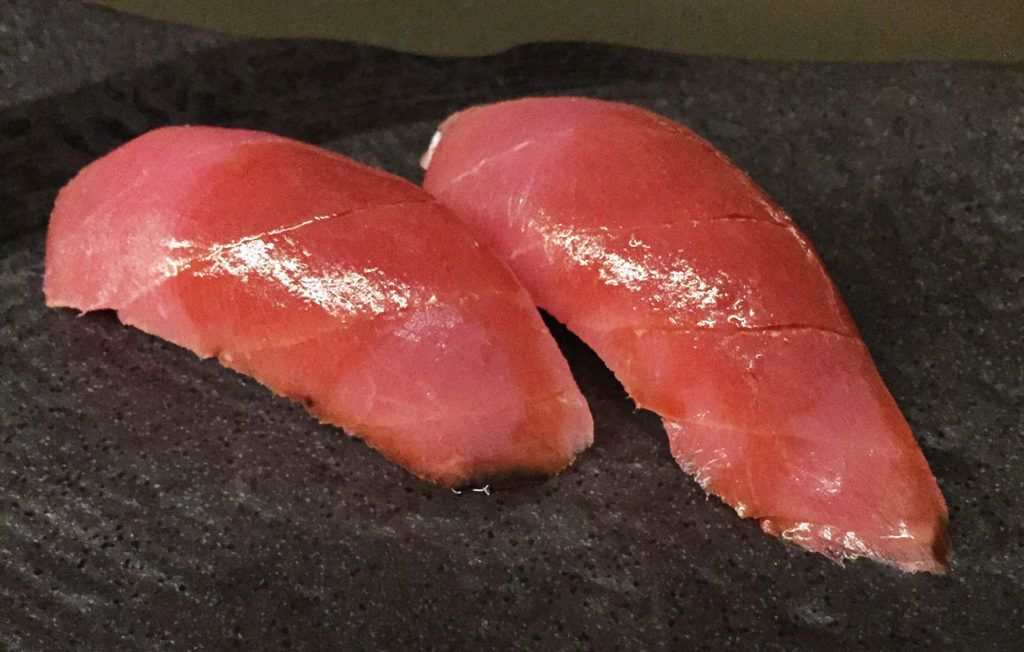 Nigiri de atún - Restaurante Kabuki