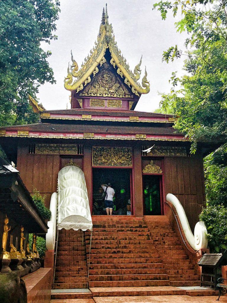 qué ver en Chiang Rai: Wat Phra Kaew