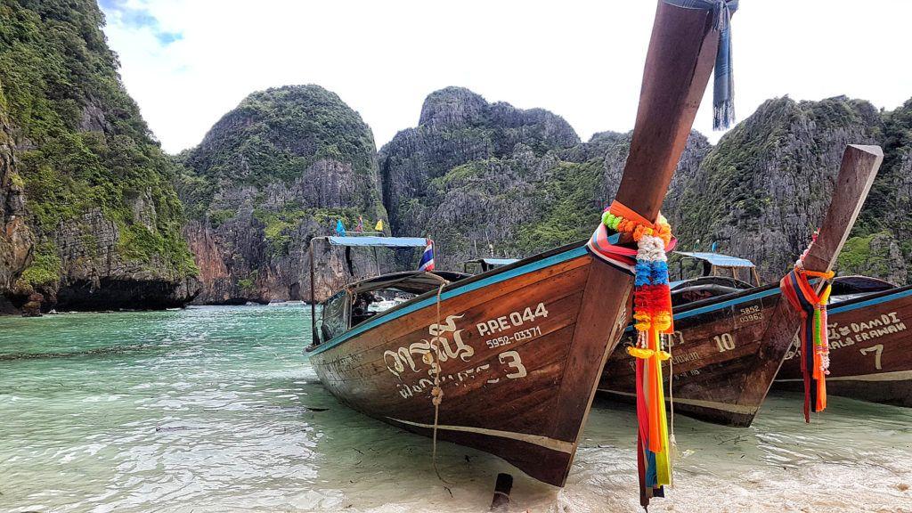 Qué hacer en Phi Phi - curiosidades de Tailandia