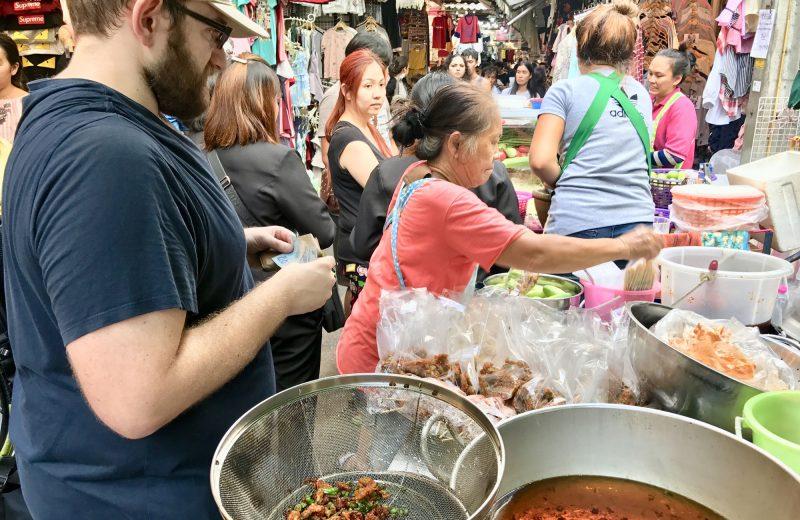 Probando comida tailandesa vol. II [VÍDEO]