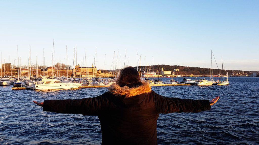 Qué ver en Oslo - Aker Brygge