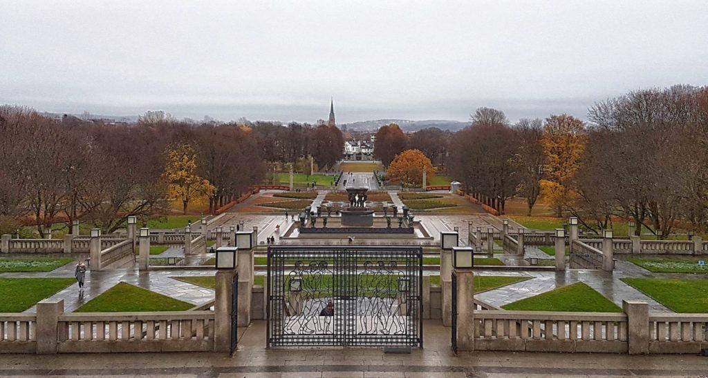 Qué ver en Oslo - Parque Vigeland