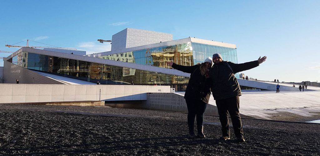Qué ver en Oslo - Ópera de Oslo