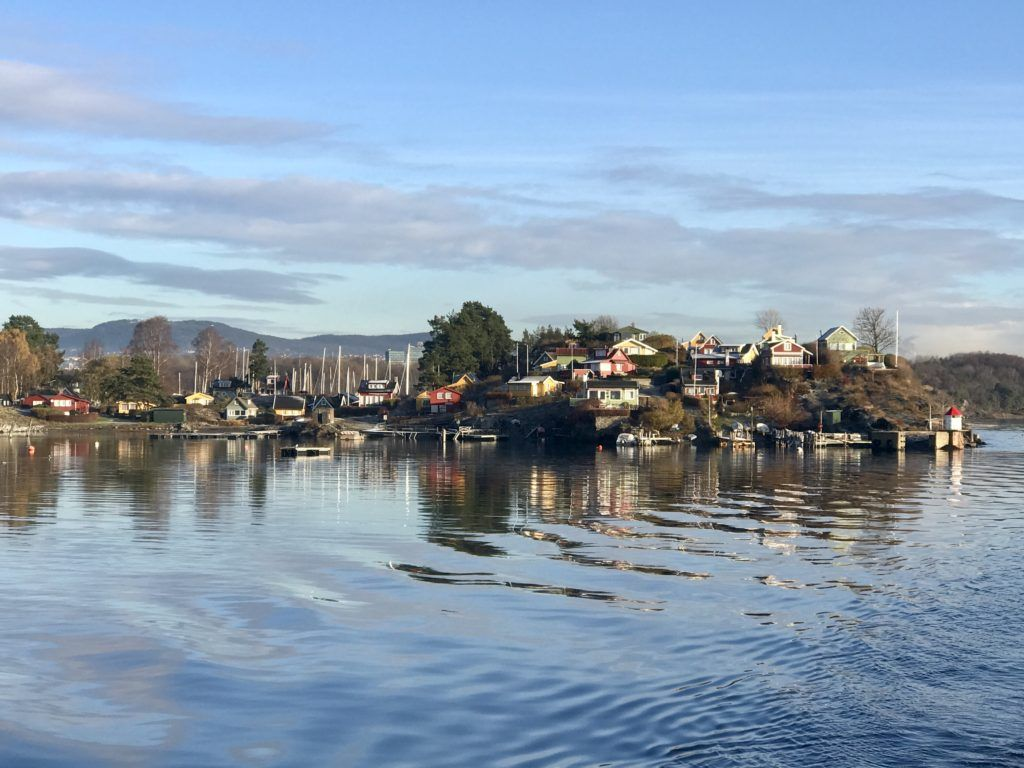 Qué ver en Oslo - Paseo por el fiordo de Oslo