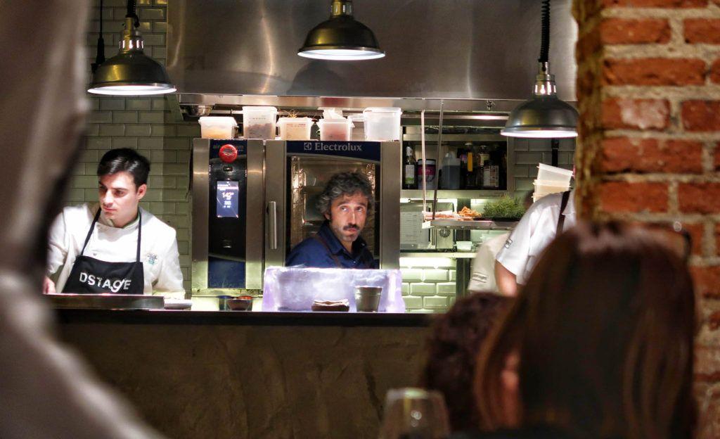 Restaurante dStage - Dani García