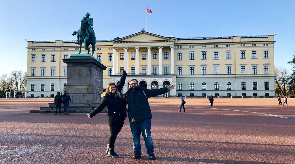 Qué ver en Oslo - Palacio Real