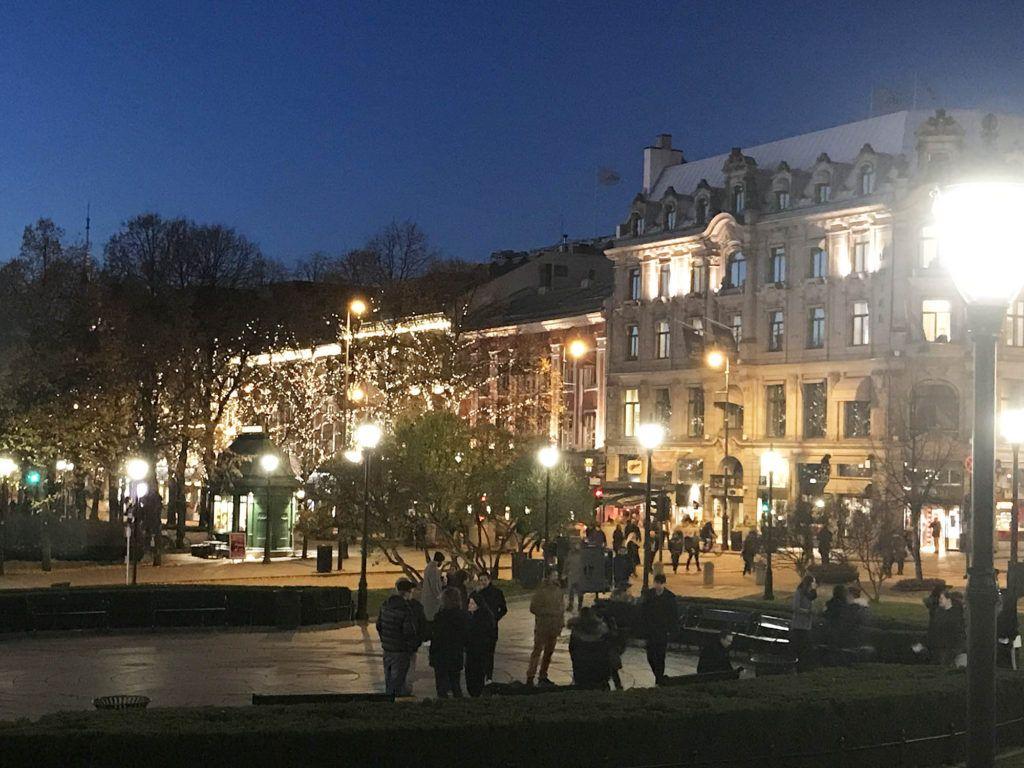 Qué ver en Oslo - Karl Johans Gate