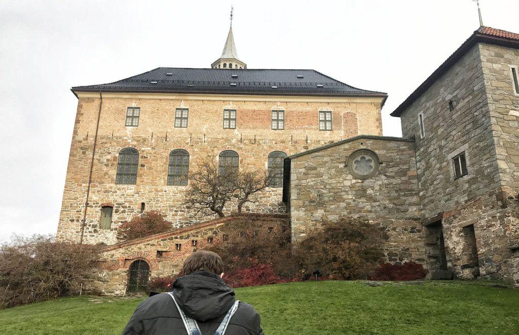 Qué ver en Oslo - Akershus Festning