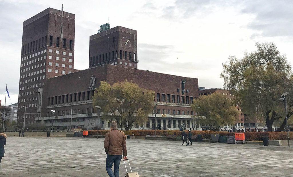 Qué ver en Oslo - Ayuntamiento de Oslo