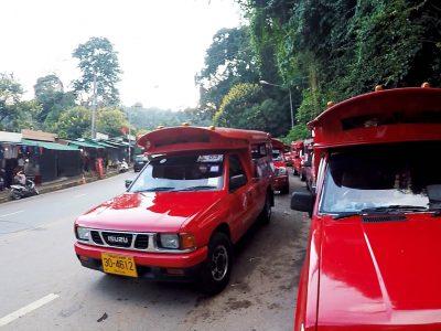 Transporte en Tailandia: ¿Cómo moverse por Tailandia?