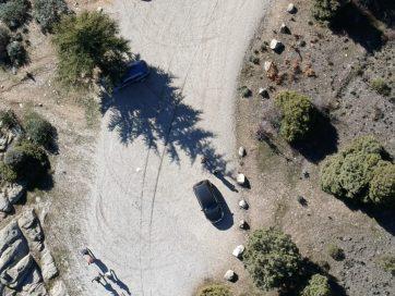 Probamos nuestro dron DJI Spark en la Sierra de Madrid