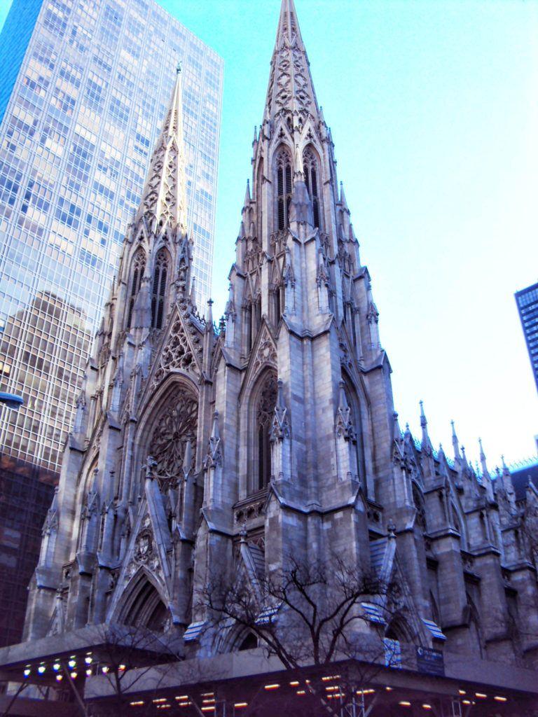Qué ver en Nueva York: Catedral de St. Patrick