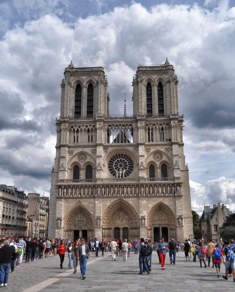Viaje en autocaravana por Europa: París