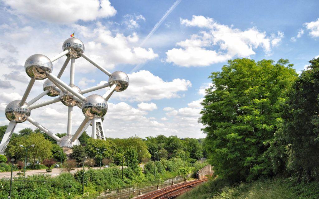 Viaje en autocaravana por Europa: Bruselas