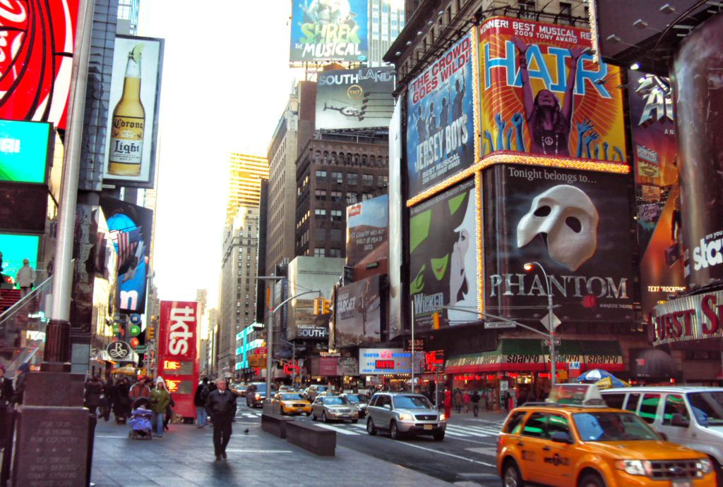 Qué ver en Nueva York: Broadway
