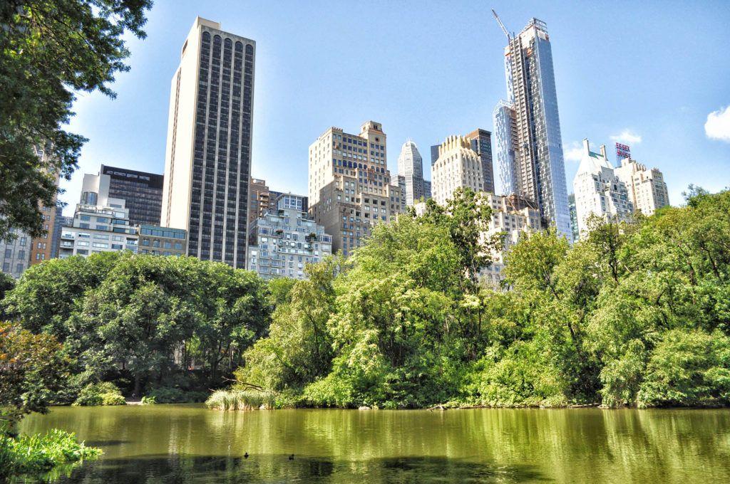 Imprescindibles en Nueva York: Central Park - mapa de Nueva York - mejor época para viajar a Nueva York