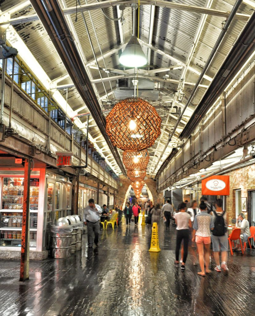 Imprescindibles en Nueva York: Chelsea Market