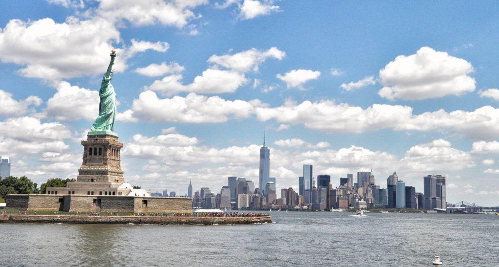 Qué ver en Nueva York: Estatua de la Libertad