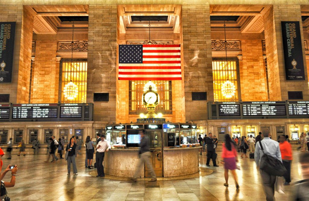 Qué ver en Nueva York: Grand Central Station