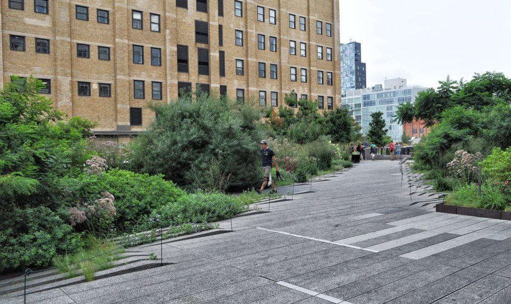 Qué ver en Nueva York: High Line - Seguro de viaje para Nueva York