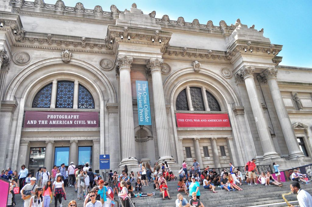 Qué ver en Nueva York: Metropolitan Museum