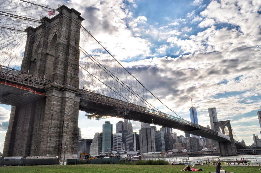 Qué ver en Nueva York: Puente de Brooklyn