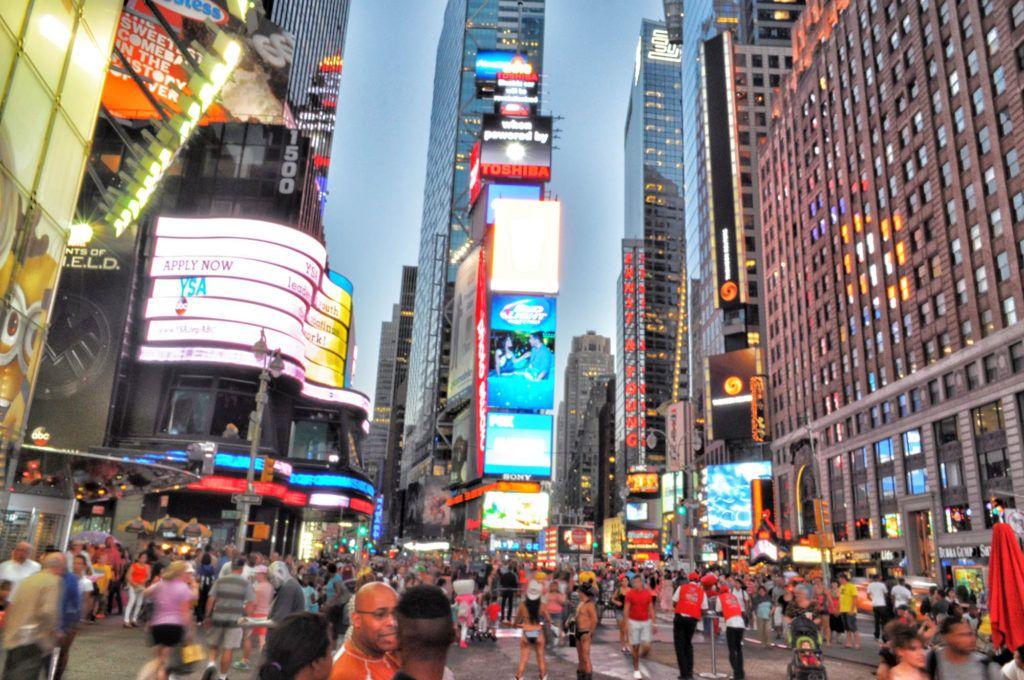 Qué ver en Nueva York: Times Square