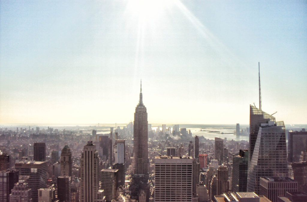 Qué ver en Nueva York: Top of the Rock