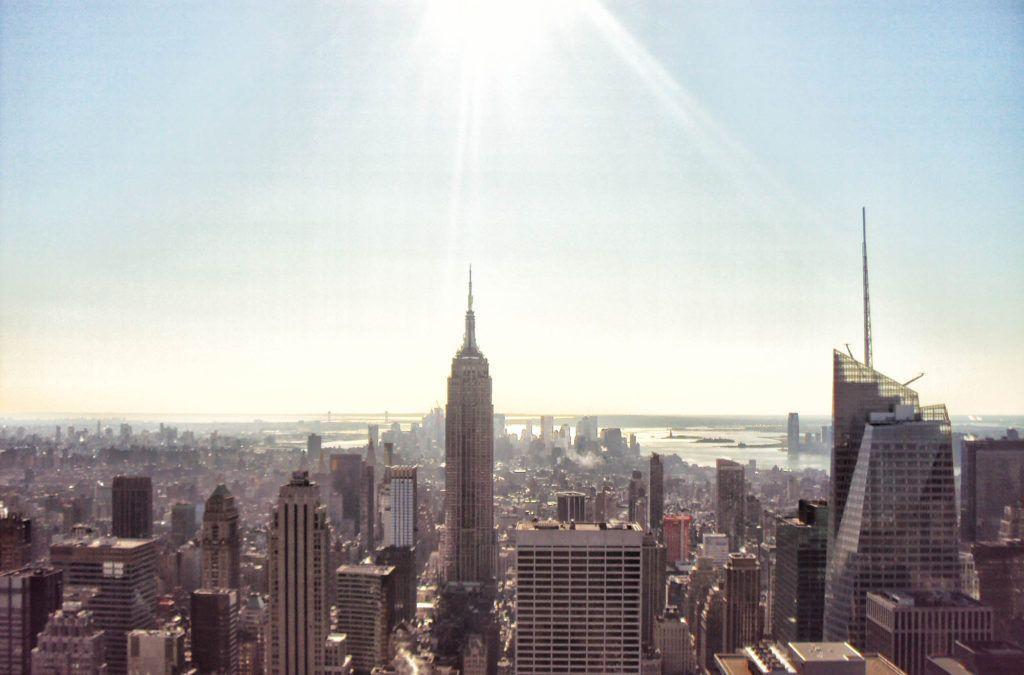 Qué ver en Nueva York: Top of the Rock