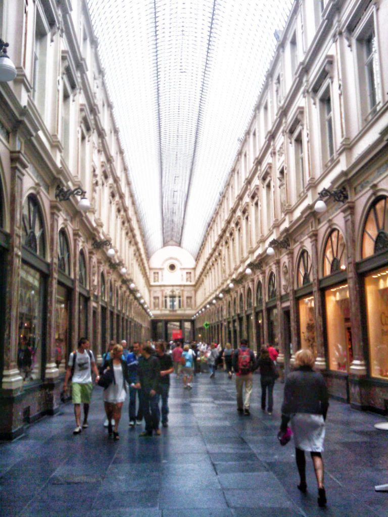 Qué ver en Bruselas: Saint Hubert
