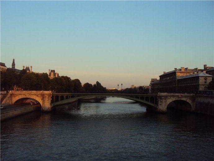 Qué ver en París: Río Sena