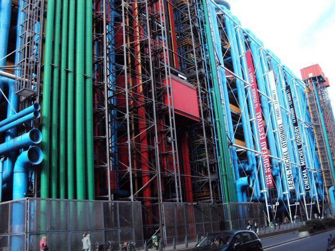 Qué ver en París: George Pompidou