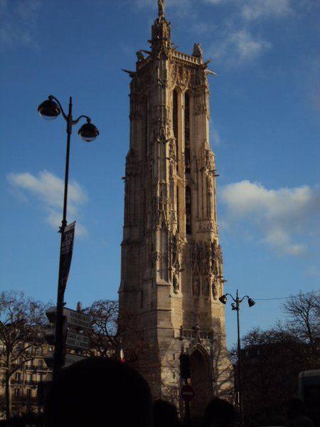 Qué ver en París: Chatelet