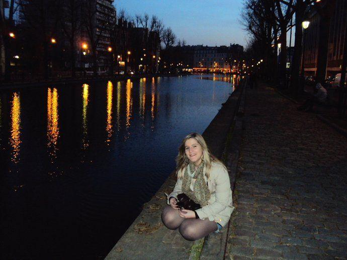 Qué ver en París: Canal de Saint Martin