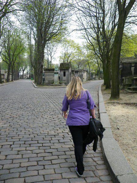 Qué ver en París: Cementerio Père Lachaise