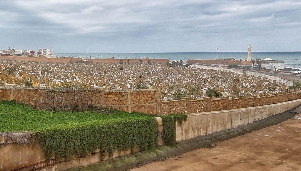 Qué ver en Rabat: Cementerio