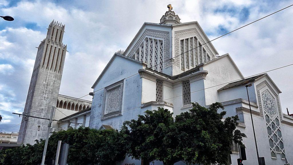 Qué ver en Rabat: Catedral de San Pedro