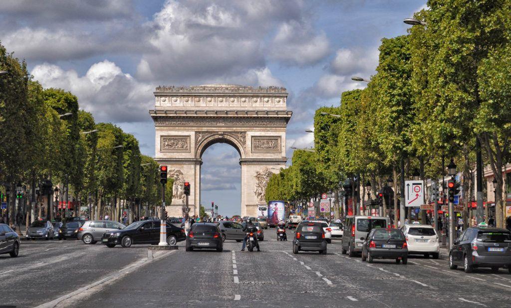 Qué ver en París: Arco del Triunfo