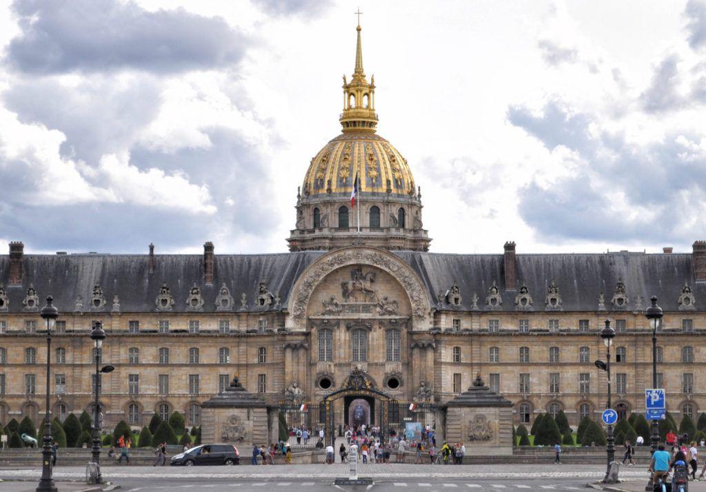 Qué ver en París: Les Invalides