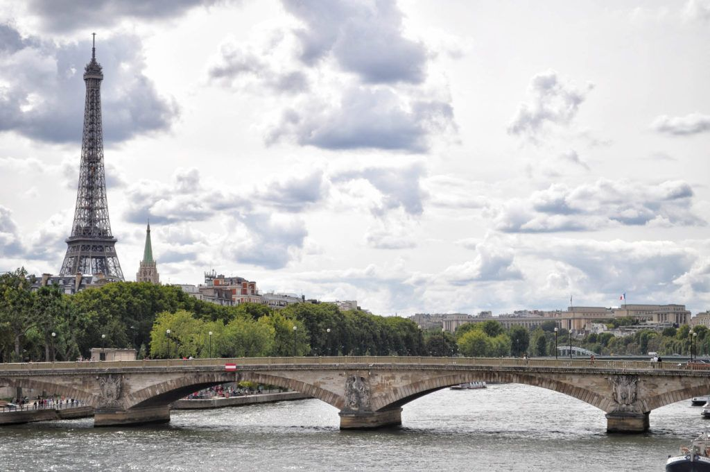Qué ver en París: Pont Alexandre III